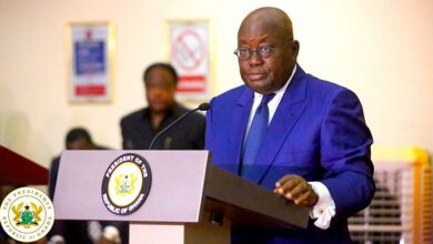 Photo of Eastern region has 1,481 projects – Akufo-Addo