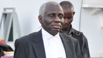 Photo of Recuse yourself from Amewu's injunction case – Tsatsu Tsikata tells Justice Honyenuga