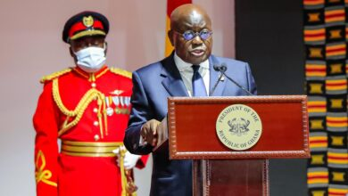 Photo of Six promises in Akufo-Addo's second term inaugural speech