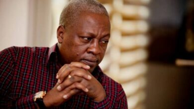 Photo of Court process served on Speaker against NDC MPs shows Akufo-Addo's doublespeak – John Mahama