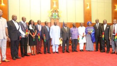 Photo of Akufo-Addo releases names for ministers and regional ministers-designate