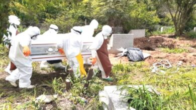 Photo of Ghana records 13 more coronavirus-related deaths