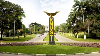 Photo of KNUST students commend authorities for stringent COVID-19 safety protocols