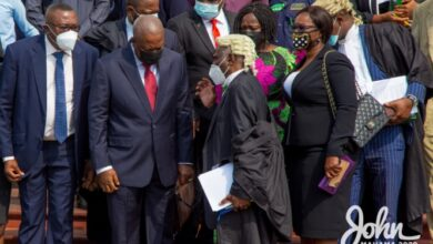 Photo of You committed fundamental errors of law in interrogatories ruling – Mahama to Supreme Court Judges