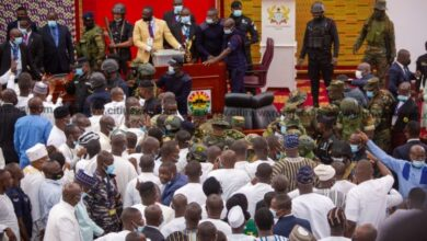 Photo of AFAG calls for independent probe into chaotic inauguration of 8th Parliament
