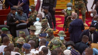 Photo of CSO to petition Speaker if nothing is done about military invasion of Parliament
