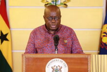 Photo of Akufo-Addo to Ghanaians: COVID-19 vaccines don't cause infertility