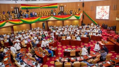 Photo of Parliament resumes sitting today after chaotic inauguration