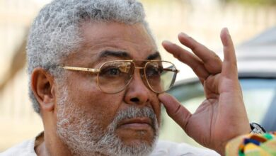 Photo of Rawlings' family demands remains after state funeral