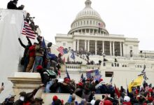 Photo of Pro-Trump mob storm US Capitol