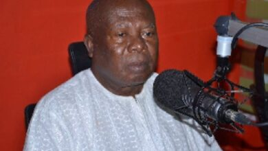 Photo of NPP founding member, Dr. Amoako Tuffuor dies