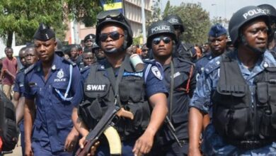 Photo of Police Service announces roadblocks ahead of Akufo-Addo's swearing-in