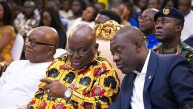 Photo of Oppong Nkrumah, four others named as Akufo-Addo's spokespersons in Election Petition case