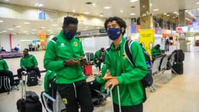 Photo of Caf Champions League: Kotoko arrive in Sudan for Hilal game
