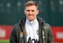 Photo of Fletcher appointed first-team coach at Manchester United