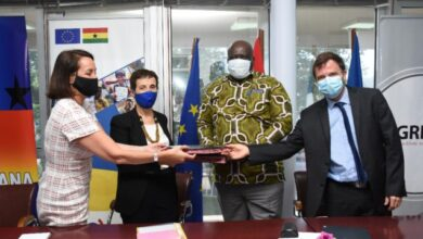 Photo of Ghana receives €9.7m EU grant to improve access to power in sub-region