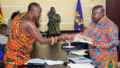Photo of Nana Addo makes Council of State appointments for second term