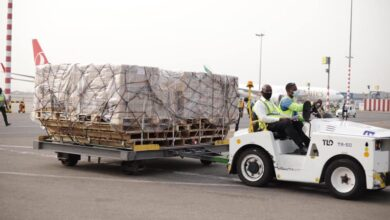 Photo of Ghana takes delivery of 600,000 COVID-19 vaccines