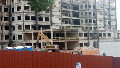 Photo of Uncompleted KATH maternity block risked collapse – Contractor justifies demolition