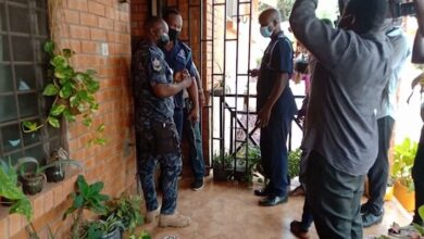 Photo of Gay office in Kwabenya closed down by Police