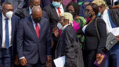 Photo of Supreme Court resumes sitting today to hear Mahama's application to stay proceedings