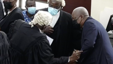 Photo of Seven times Mahama's lawyers lost during election petition hearing