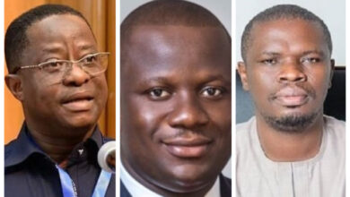 Photo of Samuel Jinapor, Peter Amewu, Mustapha Ussif among ministers-designate to be vetted this week