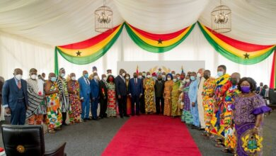 Photo of Akufo-Addo charges Council of State: Help in COVID-19 fight