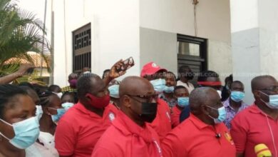 Photo of TEWU leadership to meet FWSC over conditions of service