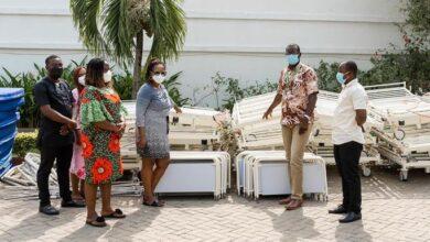 Photo of The Rebecca Foundation donates hospital beds to Korle- Bu, Ridge and 37 Military hospitals