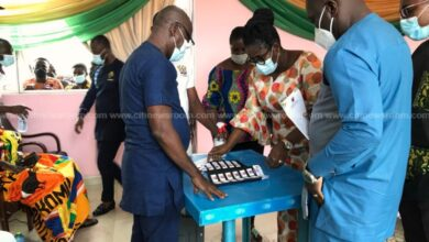 Photo of Re-run of Council of State election in Western Region scheduled for today