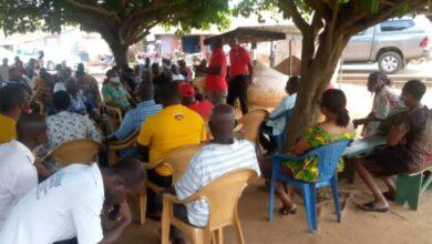 Photo of Dzodze Ablorme Electoral Area Engages Volta PURC