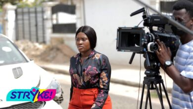 Photo of Fella Makafui rejoins Farmhouse Productions for Stryke series