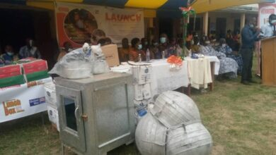 Photo of FFAA Donates to Bomigo Basic School