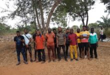 Photo of 151 Immigrants Arrested on Dzodze- Aflao Road, bringing numbers to 337 within a month