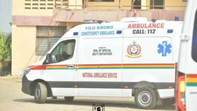 Photo of Robbers shoot ambulance driver transferring pregnant woman to another hospital