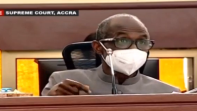 Photo of Answer the questions and stop being sarcastic – Supreme Court rebukes Asiedu Nketia