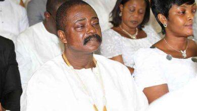 Photo of Founder of Radio Gold Sainti Baffoe-Bonnie dies