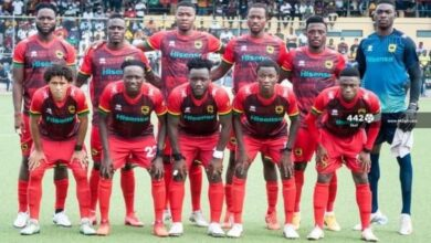 Photo of Coach Abdulai Gazale names 22-man Asante Kotoko squad list for ES Setif clash; Keyekeh, Adomako & others out