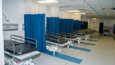 Photo of Savelugu Hospital closed down due to Covid-19
