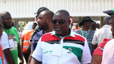 Photo of NDC suspends Koku Anyidoho