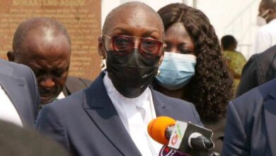 Photo of Appiah-Oppong: EC can't run away from Tsikata's cross-examination