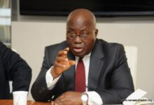 Photo of Same-sex marriage will never happen under my Presidency – Akufo-Addo