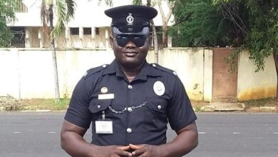 Photo of Another police officer allegedly dies by suicide in Accra