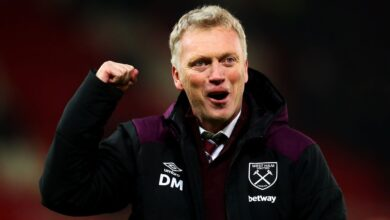 Photo of David Moyes showing not every second coming is doomed to fail