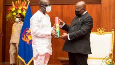 Photo of Provide leadership that will benefit Ghanaians – Akufo-Addo urges Ofori-Atta