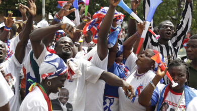 Photo of Call for nomination of an Akyode Tribe Man as MCE for Nkwanta South is divisive – NPP Youth