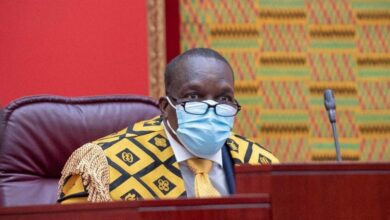 Photo of Don't turn Parliament into a playground – Bagbin warns MPs