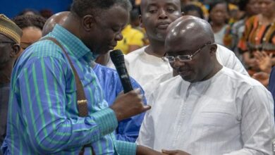 Photo of Bawumia is a prudent man – Rev Eastwood Anaba