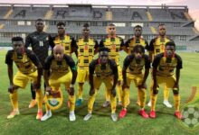 Photo of Black Stars leave for South Africa for AFCON qualifier